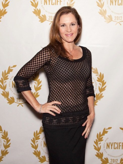 2012 NYCIFF I was nominated for best actress in the short film category
